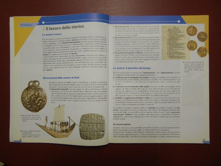 I Tempi E Le Idee 3.L 9 105 Libro I Tempi E Le Idee Materiali Di Raccordo Di G Gliozzi Il Mondo Anti Ebay